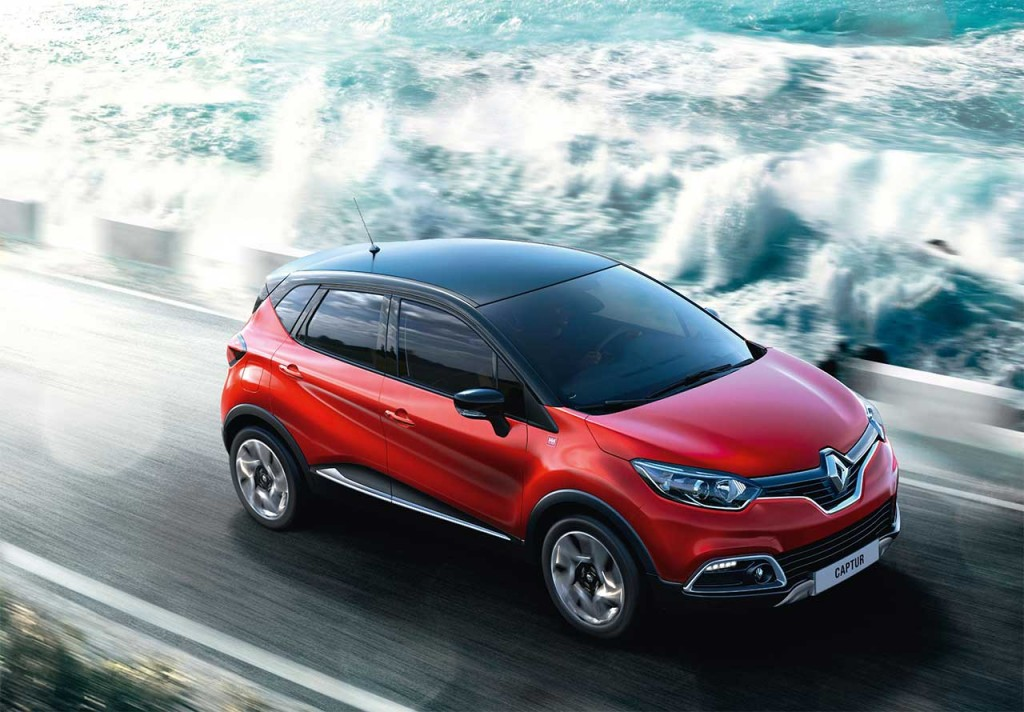 Renault  Captur Yeni Model