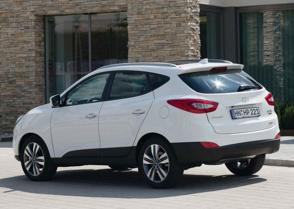 SUV Segmenti Hyundai ix35