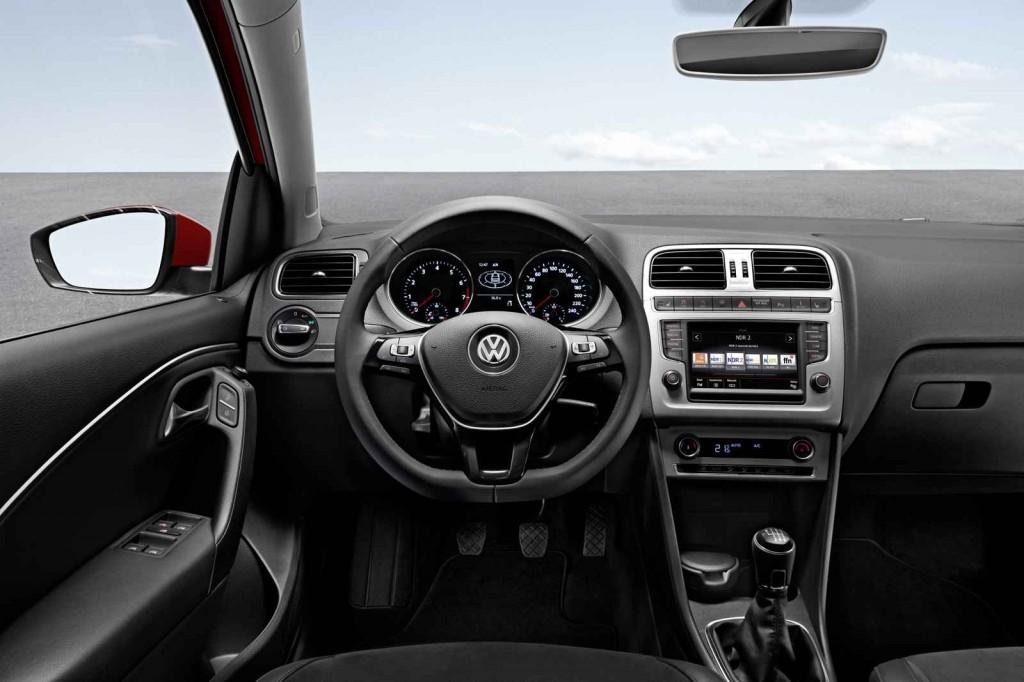 Yeni Volkswagen Poloİç Görünüm