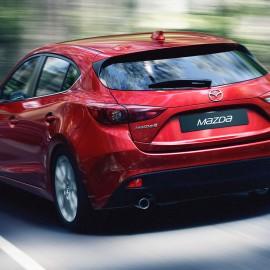 hatchback Mazda 3