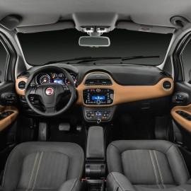 2015 Fiat Linea İç Görünüm