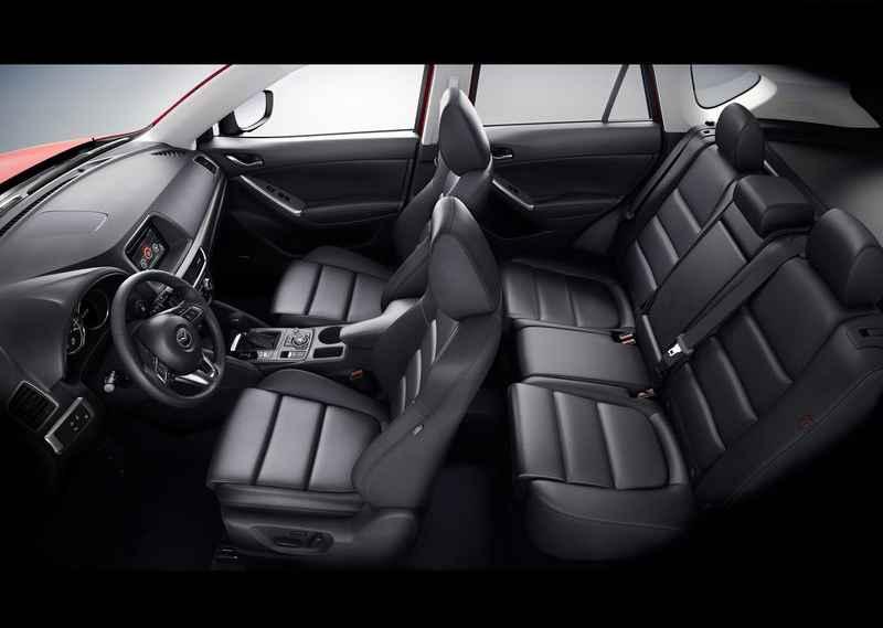 2015 Mazda CX-5 İç Tasarım