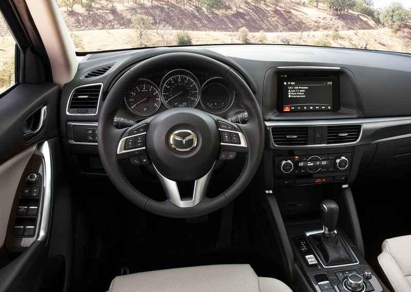 2015 Model Mazda CX-5 İç Görünüm
