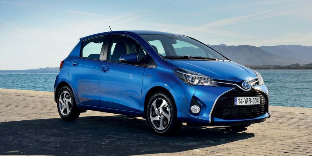 2015 Model Toyota Yaris Nisan Fırsatları