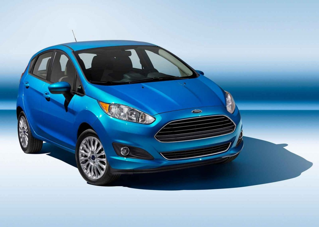 2015 Model Yeni Ford Fiesta