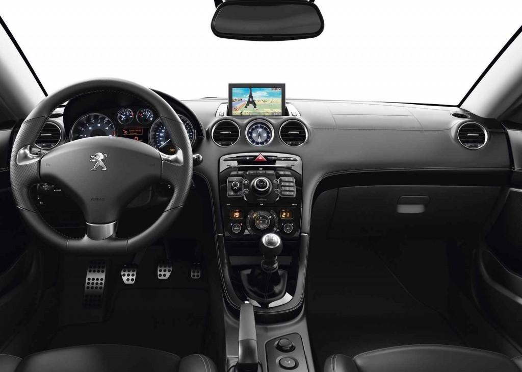 2015 Peugeot RCZ İç Görünüm
