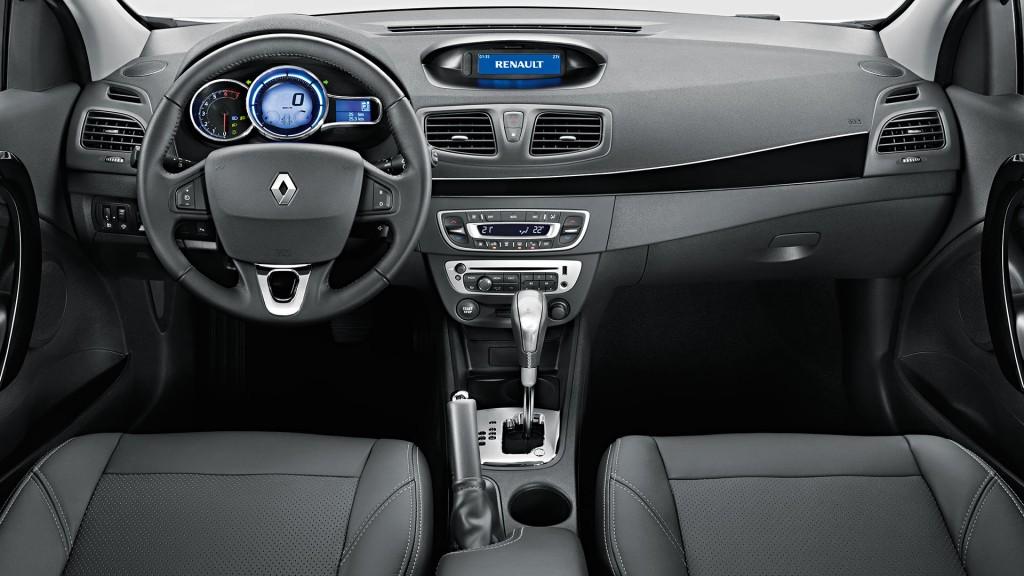 2015 Renault Fluence İn Görünüm