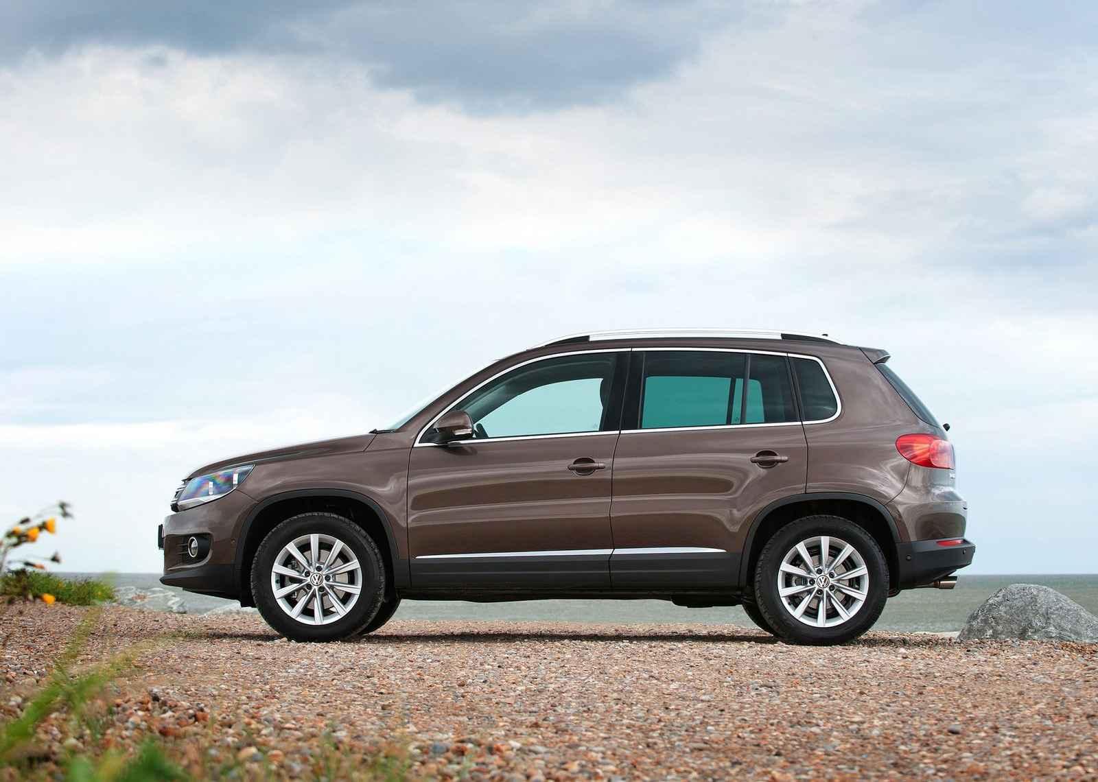 Volkswagen Tiguan 2016 Ekim Fiyat Listesi Uygun Taşıt