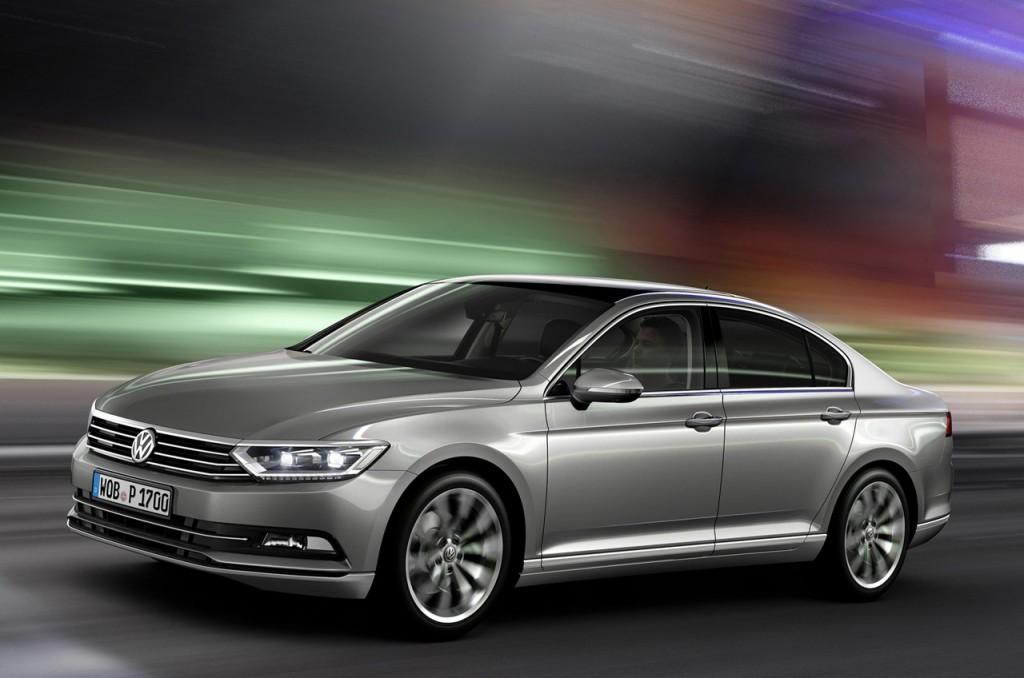2015 Volkswagen Passat Kampanyası
