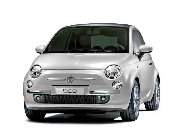 Sempatik Görünümü İle Fiat 500