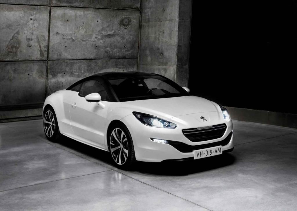 Yeni Versiyon Peugeot RCZ