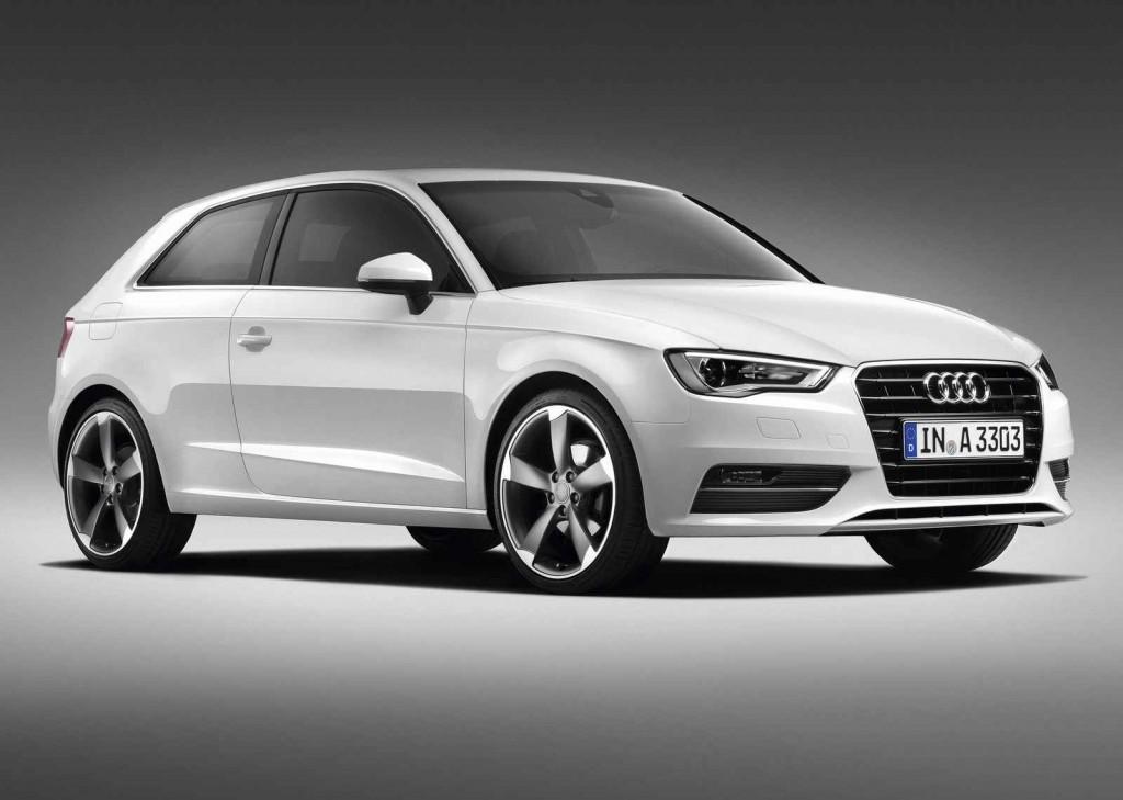 Yenilenen 2015 Audi A3