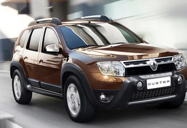 2015 Dacia Duster Renk Seçenekleri