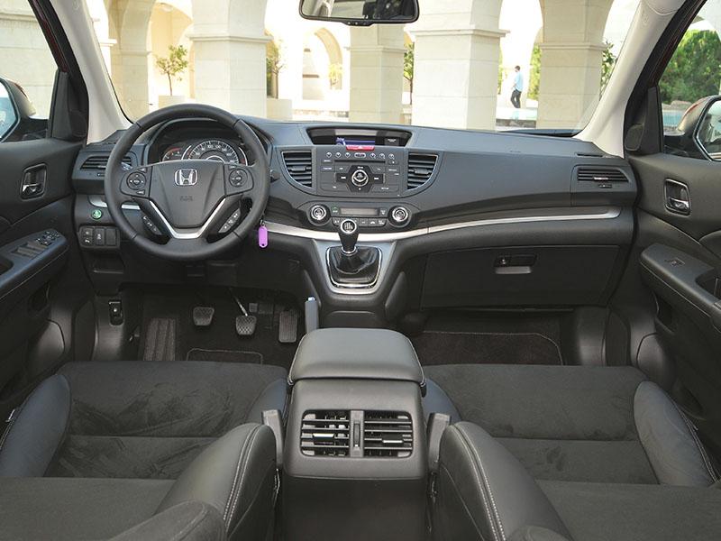 2015 Honda CR-V 1.6 Dizel İç Tasarım