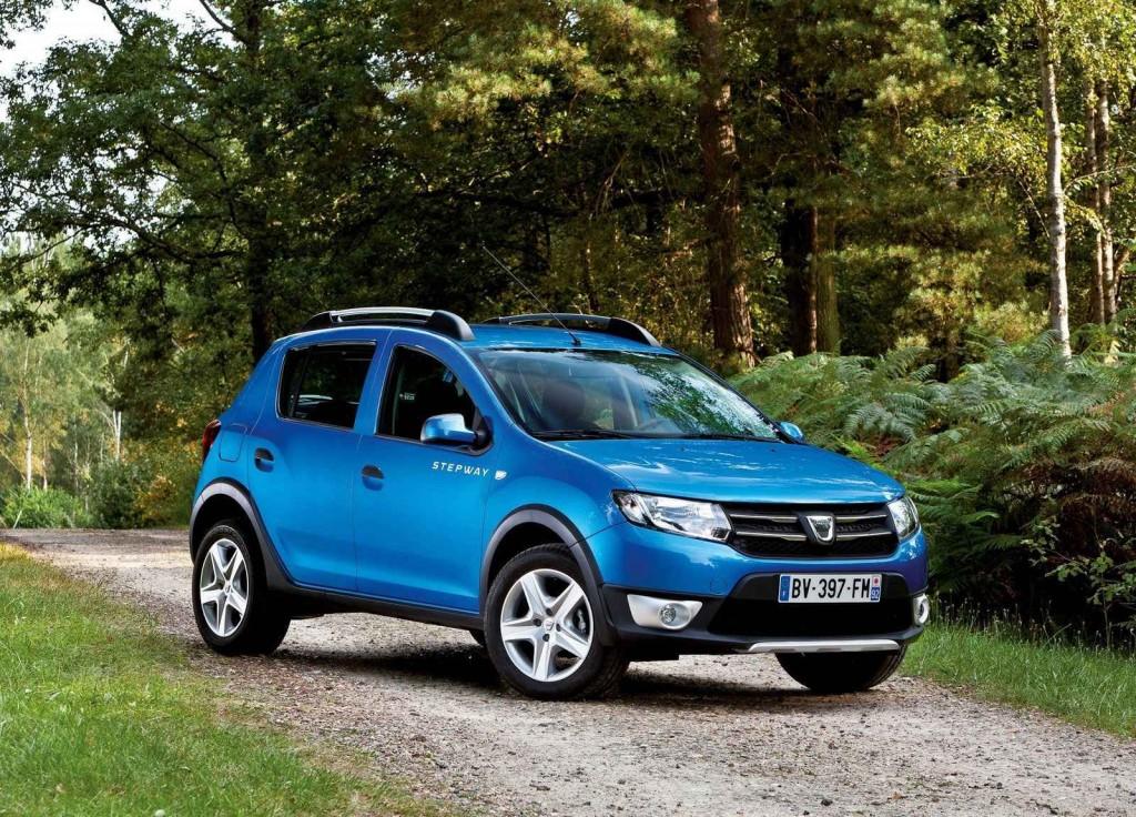 2015 Model Dacia Sandero Stepway Fiyatları