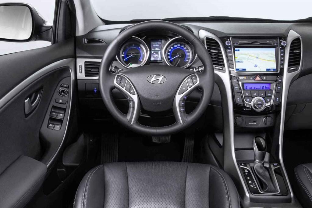 2015 Model Hyundai i30 İç Tasarım