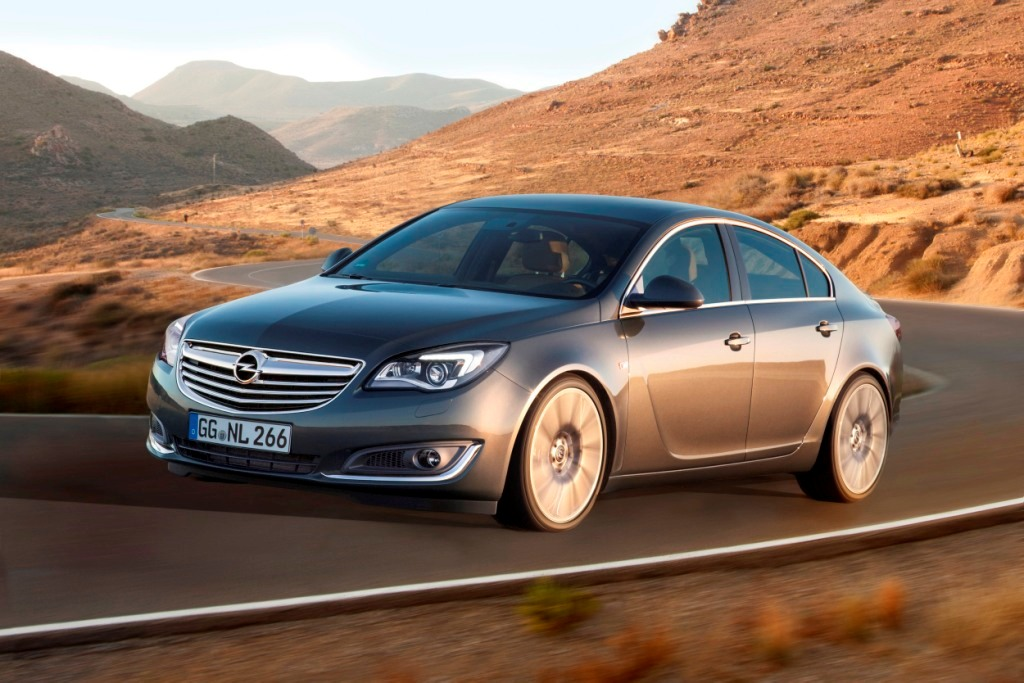 2015 Opel Insignia Renk Seçenekleri