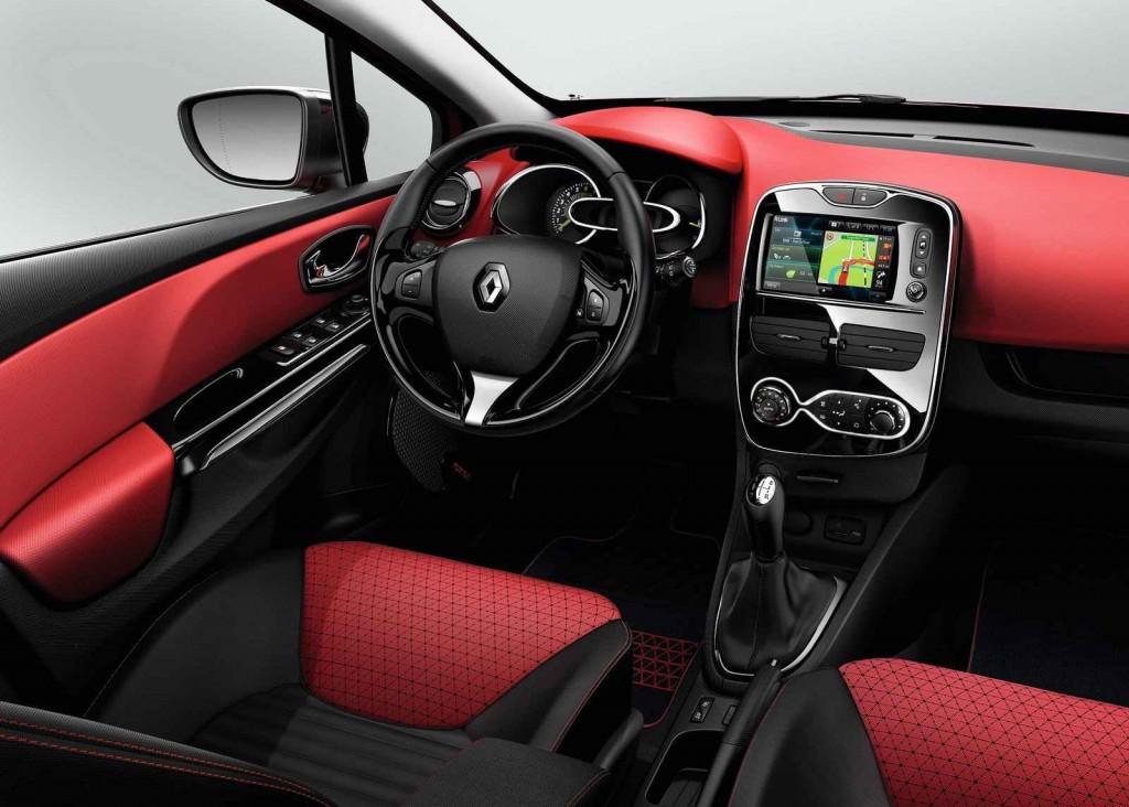 2015 Renault Clio İç Tasarım
