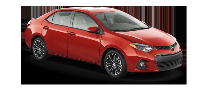 2015 Toyota Corolla Renk Seçenekleri
