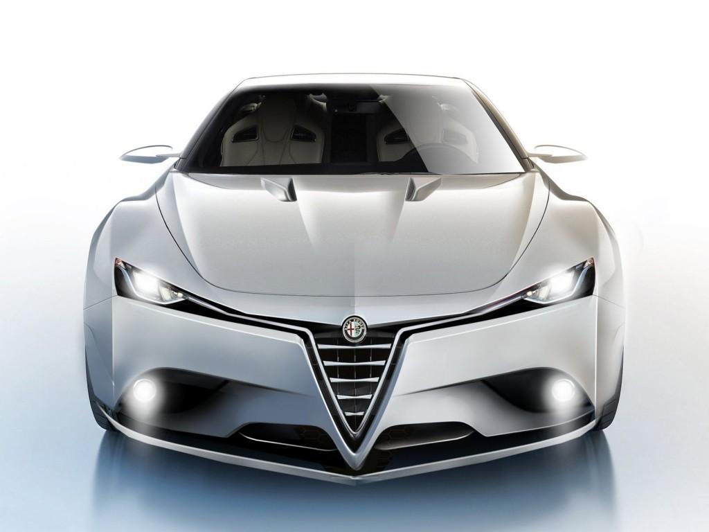 Alfa Romeo Giulia LED Farlar ve Izgara