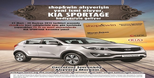 Carrefour Sportage Kampanyası