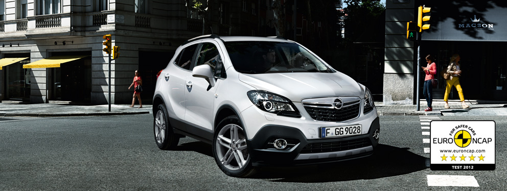 Crossover Segmenti Opel Mokka