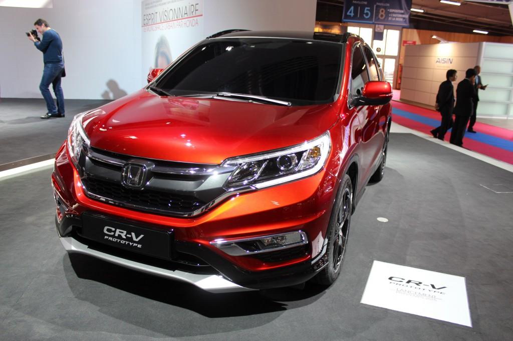 Dizel Motoru İle Honda CR-V