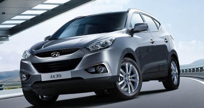 Hyundai ix35 Kazanma Şansı