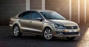 Makyajlanan Volkswagen Polo Sedan