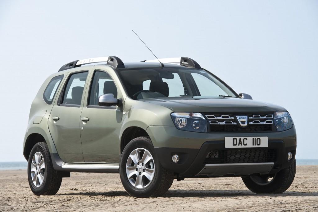 SUV Segmenti Dacia Duster