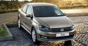 Yenilenen Volkswagen Polo Sedan