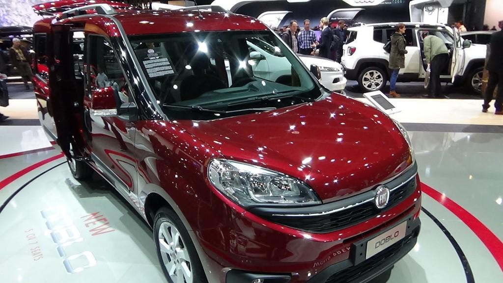 2015 Fiat Doblo Kombivan Otomobil