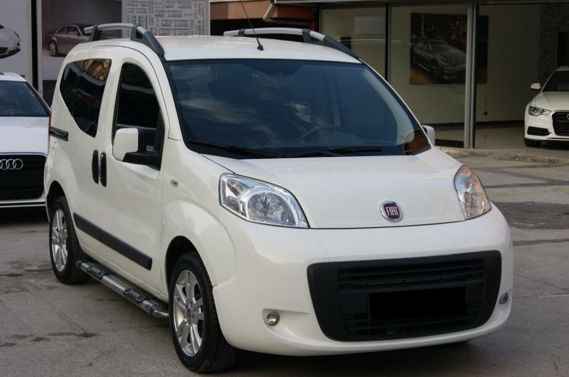 2015 Fiat Fiorino Kombivan Otomobil