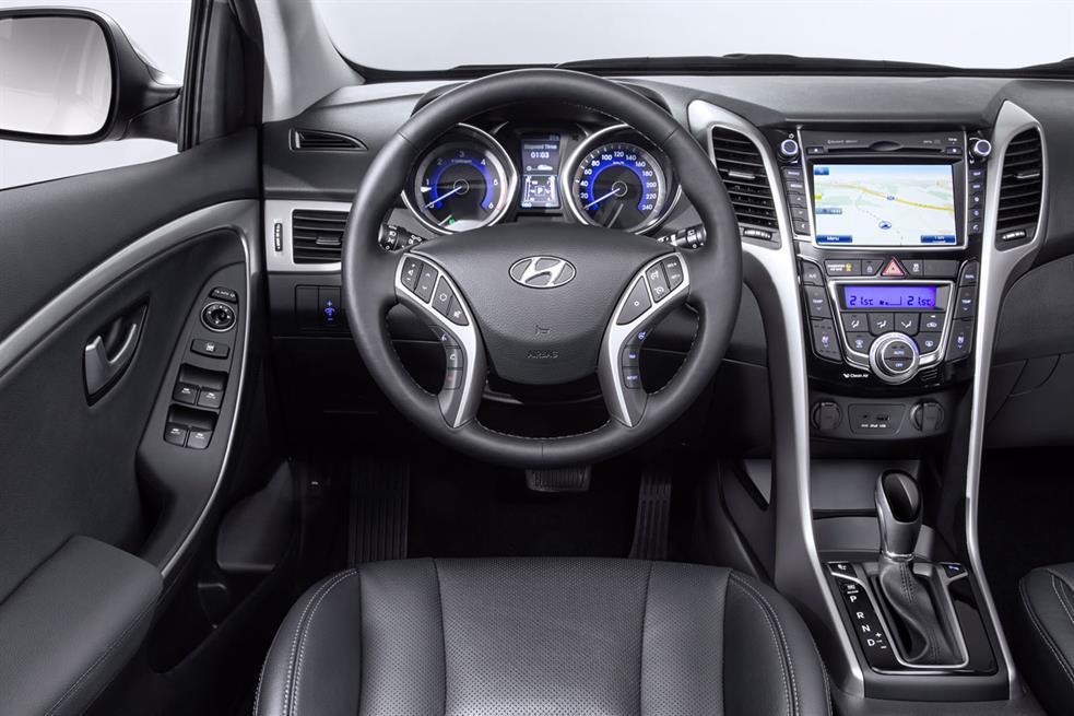 2015 Hyundai i30 İç Tasarım