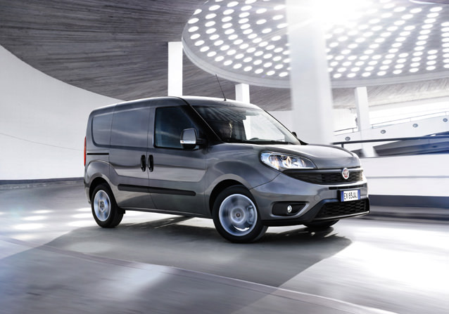 2015 Model Fiat Doblo