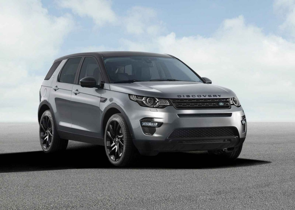 2015 Model  Land Rover Discovery Sport