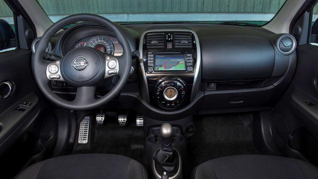 2015 Nissan Micra İç Görünüm