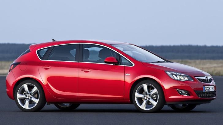 2015 Opel Astra Taksik Seçenekleri