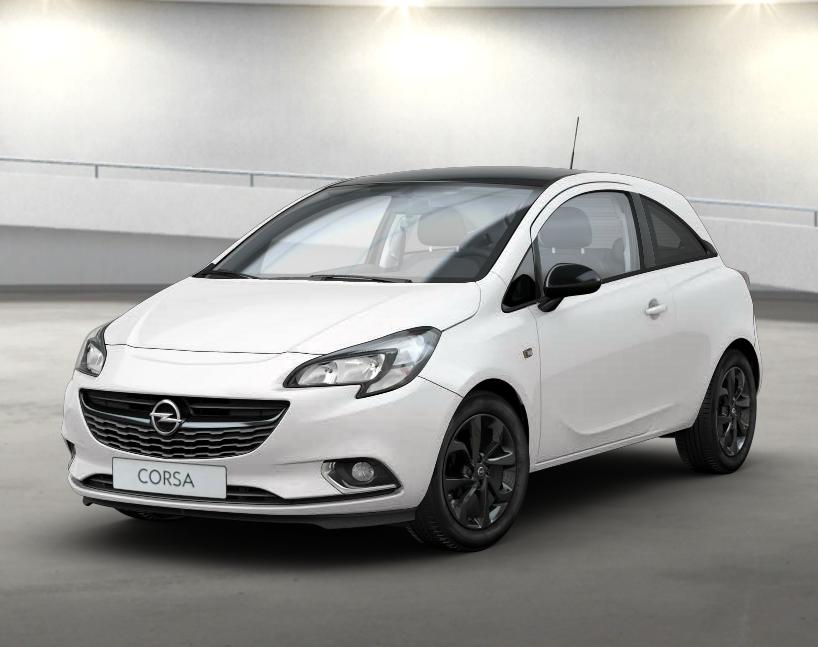 2015 Opel Corsa Renk Seçenekleri