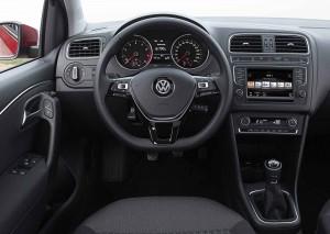 2015 Volkswagen Polo İç Tasarım