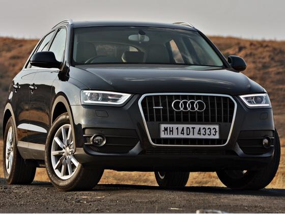 Audi Q3 Crossover Segmenti Araç