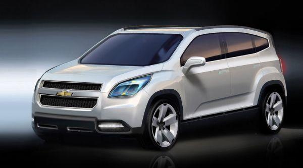 Chevrolet Orland MPV Araç