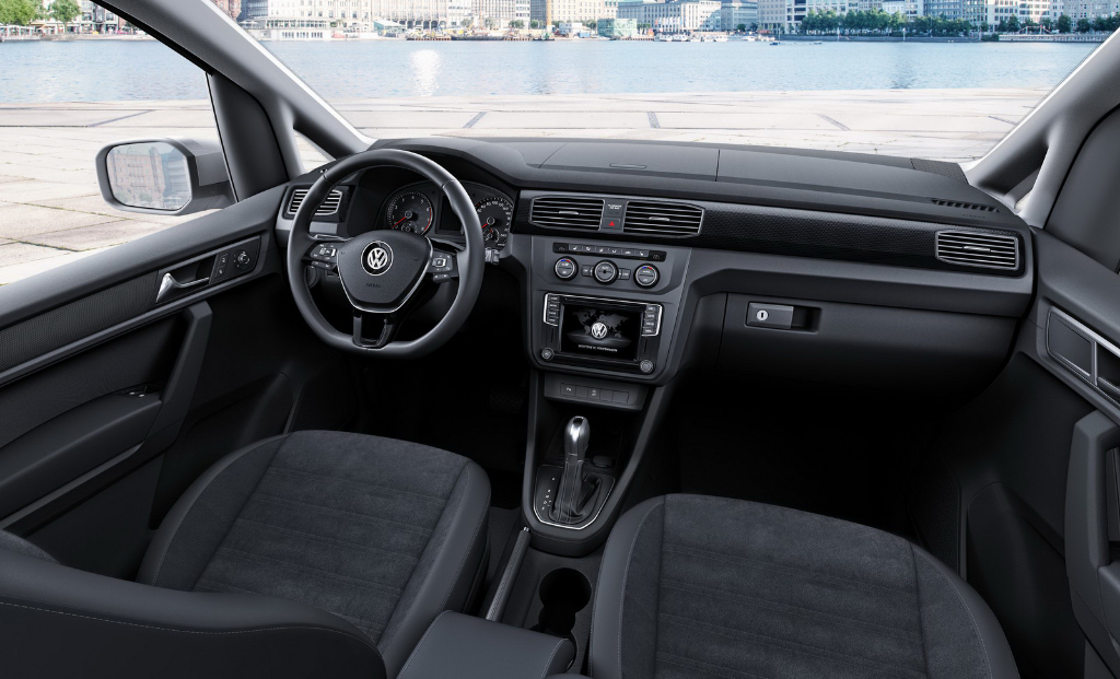 En İyi Hafif Ticari Araç VW Caddy