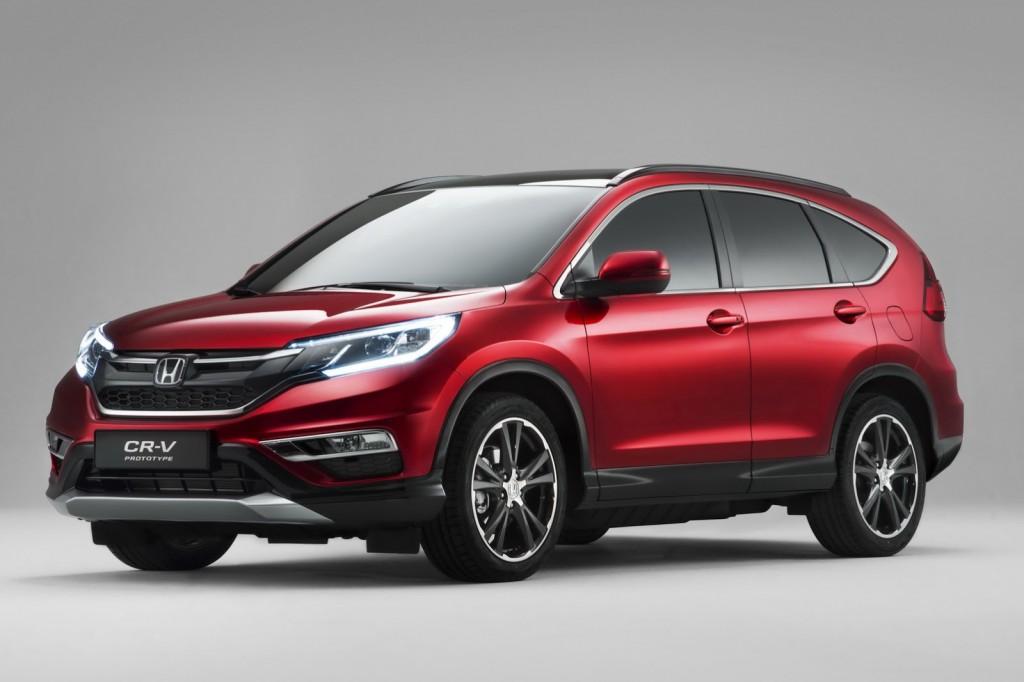 Honda CR-V Crossover Araç