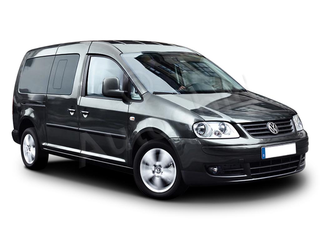 Kombivan Otomobil Volkswagen Caddy