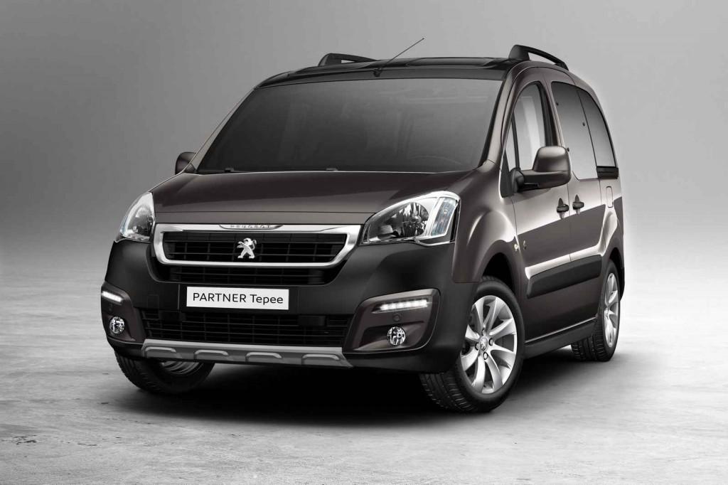 MPV Segmenti 2015 Peugeot Partner Tepee