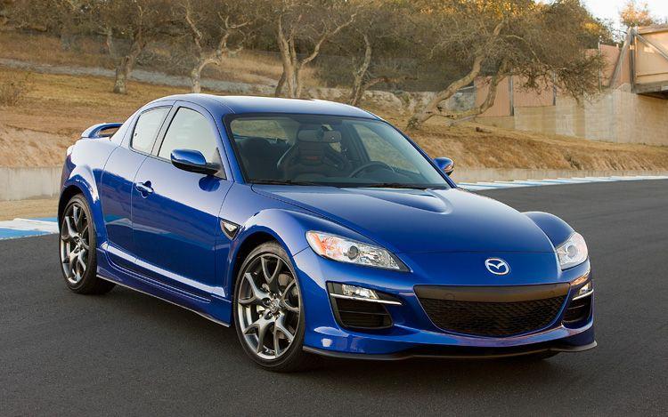 Mazda RX-8 En Az Arıza Yapan Otomobiller Listesinde