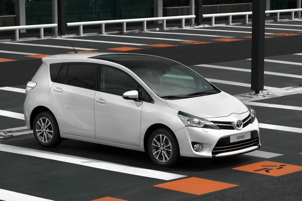 Toyota Verso MPV Segmenti Araç