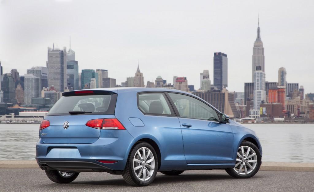 Yenilenen 2015 Volkswagen Golf