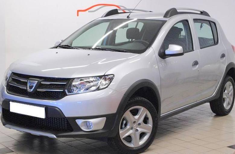 2015 Dacia Sandero Renk Seçenekleri